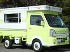 トラックキャンパー